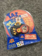 Taz Tasmanian Devil Looney Tunes Camera NOS Photo Outfit Stickers Album Kids