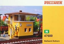 "Vollmer 47600 ( 7600 ) N - Stellwerk "" Rothorn "" NEU & OvP"