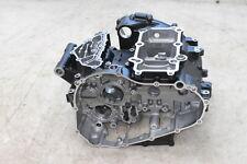 2016 YAMAHA YZF R3 ENGINE MOTOR CRANKCASE CRANK CASES BLOCK