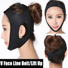 Face V-Line Slim Lift Up Chin Cheek Slimming Strap Belt Anti-Aging Band Beauty