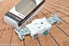 1pcs-COOPER 1877W 20A 125V 5-20R Single Receptacle - commercial specification