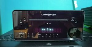 CAMBRIDGE AUDIO ONE ALL IN ONE AMPLIFIER.CD PLAYER