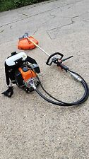 Top Quality 43cc Petrol Backpack Brushcutter Strimmer Nylon Cutter & 3T Blade