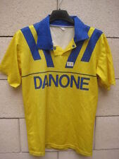 VINTAGE Maillot JUVENTUS TURIN maglia Danone away n°10