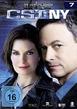 6 DVDs * CSI : NY - SEASON 7 # NEU OVP §