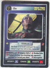 Star Trek CCG Elim Blaze of Glory  BOG UR Foil