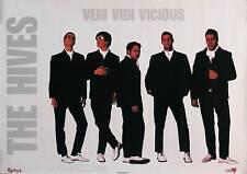THE HIVES 2000 VENI VIDI VICIOUS PROMO POSTER ORIGINAL