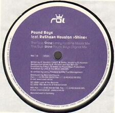 POUND BOYS - Shine Feat RaShaan Houston (Lenny Fontana Mix) Records Of Interest
