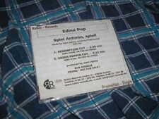 CD Schlager Edina Pop Spiel Antonio RUBIN REC promo