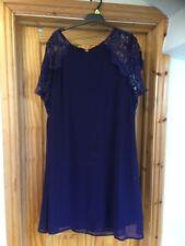 Purple Love Yours Dress Size 24