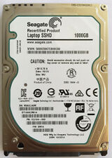 "Seagate ST1000LM014 1TB SSHD 64MB 2.5"" sata Laptop Solid State Hybrid Hard Drive"