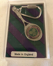 Wimbledon commemerative key chain/ring