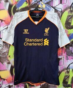 Liverpool FC 2012 2013 Third Reds Football Shirt Soccer Jersey Warrior Mens L
