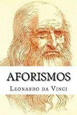 Aforismos (Spanish Edition) by Leonardo Vinci (2016, Paperback)