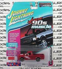 Johnny Lightning 2018 Muscle Cars USA R3 1991 GMC SYCLONE Marlboro-esque Vers #B