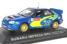 Rally Collection Altaya Subaru Impreza WRC 2003 Solberg New Zealand IXO 1/43