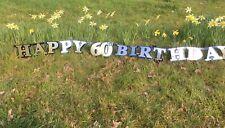 happy 60th birthday banner