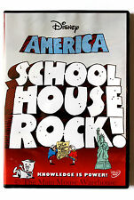 Schoolhouse Rock! AMERICA History Democracy Musical Disney Educational Kids DVD