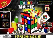 Rubik's Perplexing Magic Set with 135+ Tricks