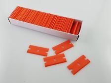 Plastik Klingen Kunststoff Klingen Carwrapping Wrap Schaber 100 Stück