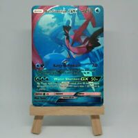 Ash-Greninja - Custom Pokemon Card