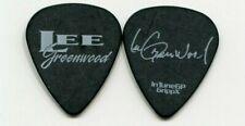 Lee Greenwood 2013 Tour Guitar Pick! Lee's custom concert stage Pick #3