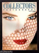 COLLECTORS PHOTOGRAPHY MAGAZINE Nov/Dec1987 Special Deluxe Edition