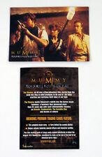 1999 Inkworks The Mummy Promo Card (P1) Nm/Mt Rare