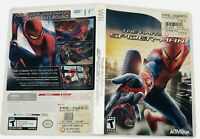 Nintendo Wii Amazing SpiderMan CIB Complete Manual Tested Video Game