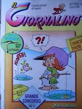Giornalino n°5 1988  Uomini senza Gloria Gino D'Antonio [G.302]
