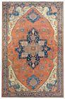 Terrific Tribal - 1890s Antique Oriental Rug - Nomadic Carpet - 13 x 18.3 ft