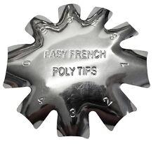 Poly Tips Edge French Smile Line SchabloneTrimmer Acryl Modellage