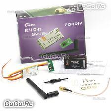 Corona 2.4Ghz CT8Z DIY Module & CR8D 2.4GHz DSSS 8CH Receiver For R/C Model