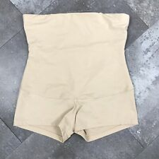 Maidenform High Waist Boyshort Hi Waist Nude Shaper Shapewear 2XL