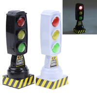 Simulation Traffic Signs Stop Music Light Block Model Education Kids Toy GLDUK