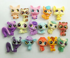 Littlest Pet Shop Ramdon 5PCS MINI Animals DOG CAT Etc. Figures Set Lot Child