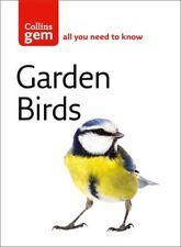 Collins GEM - Garden Birds par Stephen Moss Livre de poche 9780007176144 NE