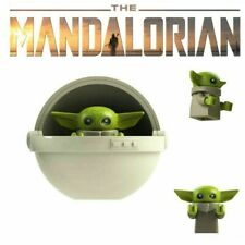 NEW Baby Yoda Cot Lego The Mandalorian Mini Figure Star Wars The Baby Toy