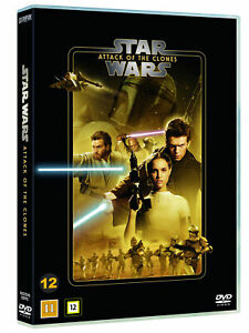 Star Wars: Episode 2 - Attack Of The Clones [Danish Import] DVD NEW
