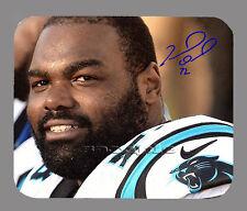 Item#2949 Michael Oher Carolina Panthers Facsimile Autographed Mouse Pad