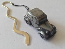 Ford Popular 103 E (Upright sid ref87  FULL CAR on a CURVED bookmark with cord