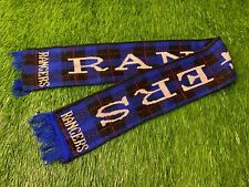 RANGERS GLASGOW SCOTLAND FOOTBALL SOCCER FAN SCARF