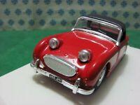 Vintage  -  AUSTIN  HEALEY MK1 Frogeye 1958 R  - 1/43  Exem - Made in Italy