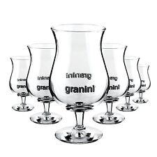 6 x Granini Glas Gläser Cocktailglas Saftglas Cocktail Elite Gastro Bar Dek NEU