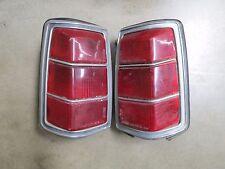 TAIL LAMP TAIL LIGHT SET OEM HONDA CIVIC CVCC RS SB1 1975 1976 1977 75-77