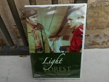 Disney - THE LIGHT IN THE FOREST - 1958 Fess Parker DVD, Live Action  BRAND NEW