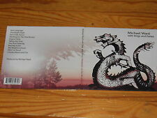 MICHAEL WARD - WEEKENDS ON THE WINE DARK SEA / US DIGIPACK-CD 2013 MINT!