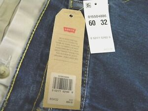 MENS NEW WITH TAGS  - LEVI STRAUSS & CO - 550  JEANS  60 x 32