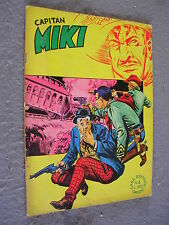 SERIE ALTERNATA CAPITAN MIKI / BLEK #   6 - 1970 - CASA EDITRICE DARDO