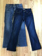 Two pairs of women's Lucky Brand jeans size 0/25